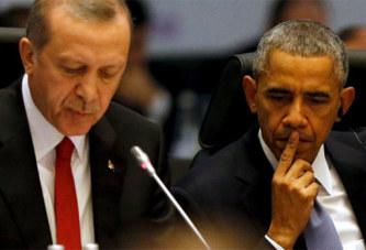 Tentative de coup d'État en Turquie: «les services spéciaux US impliqués»
