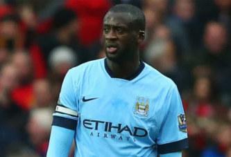 Manchester City: Guardiola « je compte sur Yaya Touré »
