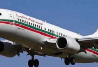Un Boeing de la Royal Air Maroc rate son décollage avant d'y parvenir…vidéo.