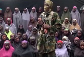 Au Nigeria, Boko Haram diffuse une nouvelle vidéo des «filles de Chibok»
