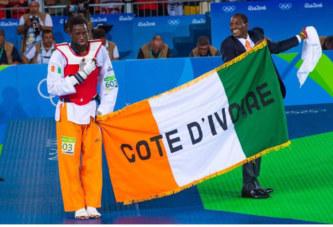 RIO 2016 : L'histoire d'une médaille d'or en Côte d'Ivoire
