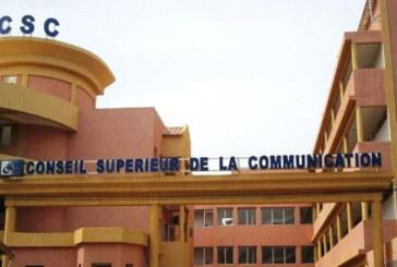 Burkina Faso: «Aucun acte de piratage» à la RTB, l'opération a été effectuée par les responsables investis juridiquement et socialement selon le CSC
