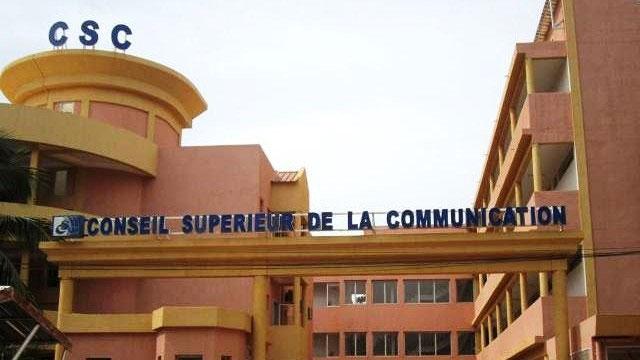 Burkina Faso: L'Union de la presse indépendante du Faso met en garde le nouveau conseil du CSC