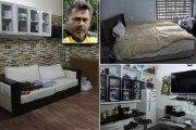 Découvrez en photos la cellule de prison VIP d'un seigneur de la drogue brésilien