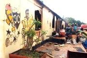 Bobo-Dioulasso: suite au décès d'un jeune, des populations mettent le feu à un maquis