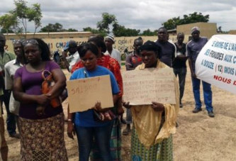 ARRONDISSEMENT 7 DE OUAGADOUGOU:Des populations exigent le départ du maire Seydou Compaoré