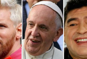 Le meilleur joueur du monde selon le Pape François
