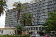 Côte d'Ivoire: Un malade se jette du 12ème étage du chu de Cocody