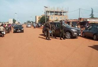Ouagadougou : Un policier fait encore les « frais » de l'incivisme