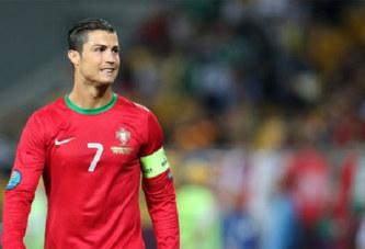 Suivez-nous sur Facebook pour ne rien rater de l'actualité malienne  CRISTIANO RONALDO ÉLU MEILLEUR JOUEUR UEFA