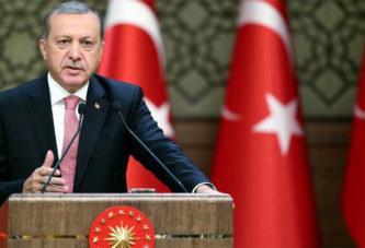 Putsch raté en Turquie: Erdogan s'en prend violement aux Occidentaux