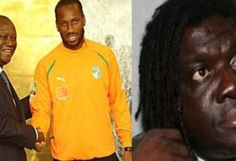 Cote d'Ivoire: Serge KASSI s'en prend à Didier DROGBA, après sa visite au couple présidentiel