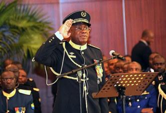 GABON : Démission du chef d'état major des armées Auguste Roger Bibaye Itandas