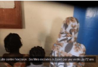 Lutte contre l'excision : Six filles excisées à Zooré par une vieille de 72 ans