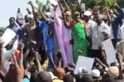 Lu ailleurs : manifestations à Nouna pour soutenir le Général de Gendarmerie Djibril Bassolé...