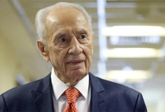 L'ancien président israélien Shimon Peres est décédé