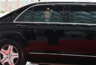 Vidéo – Le chauffeur de Poutine tué dans une collision frontale