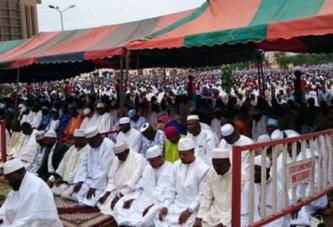 Burkina: La Tabaski célébrée le lundi 12 septembre