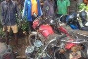 Ouagadougou : deux réseaux de bandits hors état de nuire