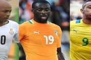 Meilleur joueur africain 2016: Voici la liste des 30 nominés