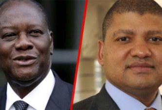 Côte d'Ivoire:  Ce geste de Jean-Louis Billon qui déplaît fortement à Alassane Ouattara