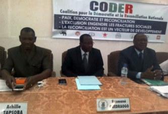 Burkina Faso –  Opposition politique: huit partis se regroupent au sein d'une Coalition