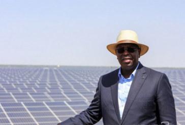 Sénégal : Le pays inaugure la plus importante centrale photovoltaïque en Afrique de l'Ouest