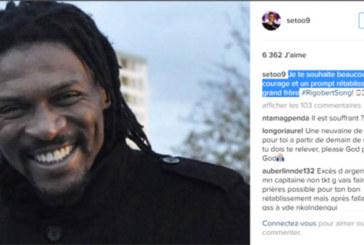 Cameroun: Victime d'un AVC, Rigobert Song entre la vie et la mort
