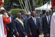 Cote d'Ivoire: Guillaume Soro apporte «son soutien ferme à Ouattara pour conduire à terme la réforme de la Constitution