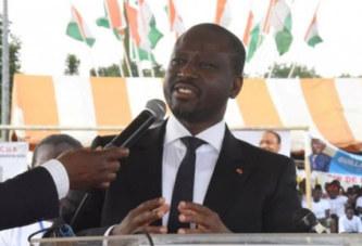 Côte d'Ivoire: Guillaume Soro, «A un moment donné, il faut arrêter de récriminer, de ruminer pour aller à la paix»