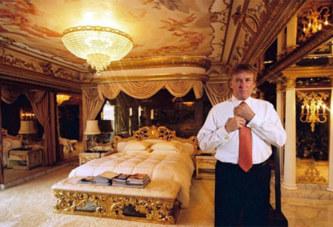 (Photos) La maison de Donald Trump plus belle que la Maison Blanche, regardez ce luxe «insolent»