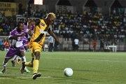 Aristide Bancé buteur pour son premier match avec l'ASEC d'Abidjan