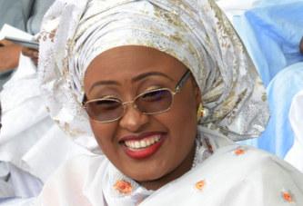 Nigeria : la première dame se rebelle