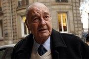 E Présidentielles en France: Jacques Chirac se réjouit de la défaite de Nicolas Sarkozy à la primaire à droite