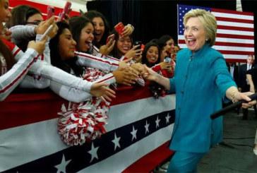 Les minorités votent en masse, coup de pouce pour Clinton