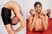 «L'homme caoutchouc », l'adolescent hyper flexible