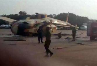 Nigeria: Crash d'un jet de l'Armée