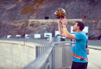 Basket: Attention, vertige… Le record du panier le plus haut du monde a été battu