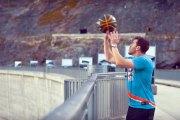 Basket: Attention, vertige... Le record du panier le plus haut du monde a été battu