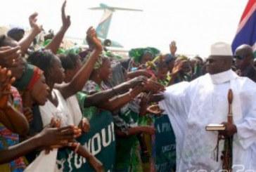 Gambie: Yahya Jammeh annonce l'interdiction de manifestation après la présidentielle