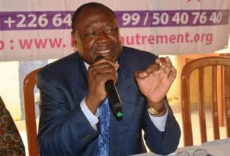 Changement à la présidence du CODER: Le Burkina Faso va très mal et la « Rochosité » s'enracine tout comme la gouvernance  Mouta-Mouta »  selon Ablassé Ouédraogo
