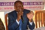 Réaction du Président du Présidence du Faso sur  le CODER: La réplique de Ablassé Ouédraogo
