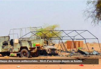 Attaque des forces antiterroristes : Récit d'un témoin depuis sa fenêtre