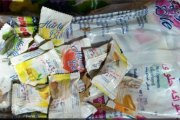 Burkina Faso : Saisie de 17 tonnes de bonbons périmés