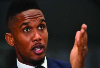Mercato: annoncé à l'Olympique de Marseille, Samuel Eto'o réagit
