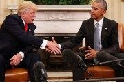 Barack Obama dit qu'il aurait battu Donald Trump à un 3e mandat…Trump Répond