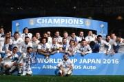 Le Real Madrid maître du monde après sa victoire en finale contre les Kashima