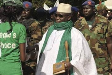 Présidentielle en Gambie: la Cour suprême examinera le 10 janvier le recours de Yahya Jammeh