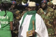 Gambie: Jammeh répond à la CEDEAO et met en garde contre toute attaque