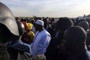 Gambie: Le Président Adama Barrow est arrivé à Banjul en provenance du Sénégal
